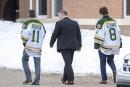 Trois victimes de la tragédie d'Humboldt conduites à leur dernier repos<strong></strong>