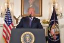 Frappes en Syrie: Trump défend l'expression «mission accomplie»