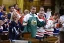 Les députés fédéraux reprennent leurs travaux en chandail de hockey<strong></strong>