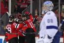 Les Devils défont le Lightning 5-2