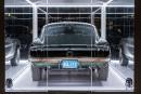 La voiture est exposée dans un abri de verre trempé... | 19 avril 2018