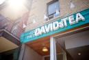 Le détaillant David's Tea plonge dans le rouge au quatrième trimestre