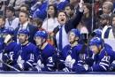 Les Maple Leafs acculés au pied du mur