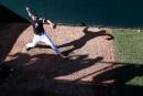 Un releveur des White Sox a subi une hémorragie cérébrale pendant un match