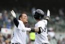 Castellanos permet aux Tigers de dévorer les Royals 12-4