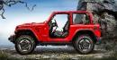 La voiture de ses rêves - Un Jeep Wrangler avec...   23 avril 2018