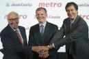 Regroupement Jean Coutu-Metro: 10pharmacies devront être vendues