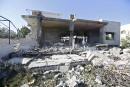 Israël démolit la maison d'un Palestinien accusé du meurtre d'un rabbin