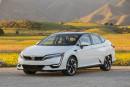 La Clarity à hydrogène cherche à rendre l'expérience de conduite... | 24 avril 2018