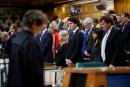 Élan de solidarité pour Toronto à la Chambre des communes