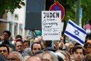 Berlin: un rassemblement contre l'antisémitisme dissous après des incidents