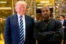 Kanye West a «du goût», selon Trump