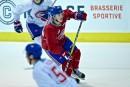 Alexandre Alain: entre hockey et santé