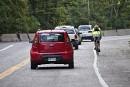 Le SPVM et des agents de sécurité veilleront à l'interdiction du transit sur le mont Royal