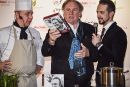 Gérard Depardieu lance sa gamme de produits alimentaires