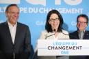 Candidate pour la CAQ, Sonia LeBel veut un système de justice efficace