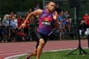 Andre De Grasse finit sixième au 200 m en Ligue de diamant à Doha
