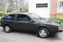 Sa première voiture - Une Volkswagen Scirocco noire 1985....   7 mai 2018