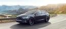 Sa voiture de rêve - Un Modèle X, de Tesla....   7 mai 2018