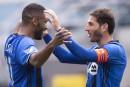 MLS: Jackson-Hamel et Piatti sur l'équipe de la semaine
