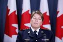Trudeau demande à la nouvelle commissaire de moderniser la GRC