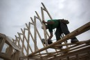 La cadence des mises en chantier a ralenti en mai