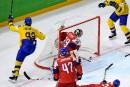 Championnat mondial: Zibanejad donne la victoire à la Suède