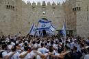 Israël en pleine ferveur proaméricaine
