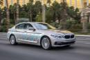 Voiture autonome: feu vert inédit pour des essais de BMW en Chine