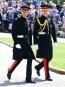 Les princes Harry et Williams.... | 19 mai 2018
