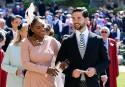 Serena Williams et son mari Alexis Ohanian.... | 19 mai 2018
