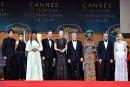 Beaucoup de femmes sur le tapis rouge à Cannes, et au palmarès?