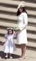 La duchesse de Cambridge, Kate Middleton, et sa fille, la... | 19 mai 2018
