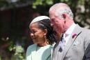 La mère de Meghan Markle, Doria Ragland, et le prince... | 19 mai 2018