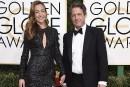 «Éternel célibataire», l'acteur HughGrant se marie