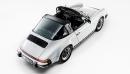 La voiture de ses rêves -La Porsche 911 Targa, G-Series....   22 mai 2018