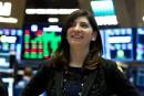 Une première femme à la tête de la Bourse de New York