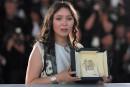 Cannes: Samal Esliamova, une surprise et un espoir pour le Kazakhstan