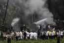 Écrasement d'avion à Cuba: 50 corps identifiés