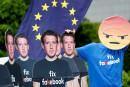 FACEBOOK-PRIVACY/EU