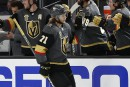 Sharks Golden Knights Hockey