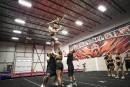 Le volet cheerleading compte sept gars et neuf filles. Il... | 23 mai 2018