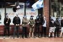 Intrusion de l'extrême droite chez VICE: une arrestation