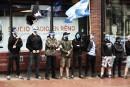 Le groupe d'extrême droite Atalante Québec s'en prend à VICE