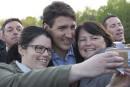 Justin Trudeau de passage à La Malbaie en vue du sommet du G7