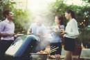 On mange dehors : BBQ!