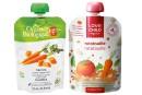 Rappel de sachets de nourriture pour bébés PC Biologique et Love Child Organics