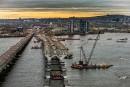 Pont Champlain: échéancier et budget irréalistes, tranche le VG