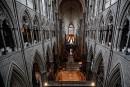 L'abbaye de Westminster offrira une vue spectaculaire sur sa nef