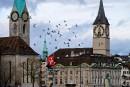 Zurich et Genève demeurent les deux villes les plus chères